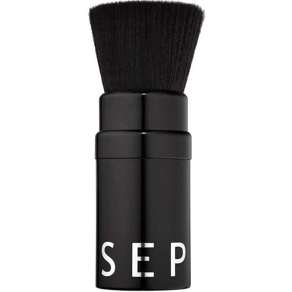 NEW SEPHORA Hide & Sleek Retractable Buffing Brush